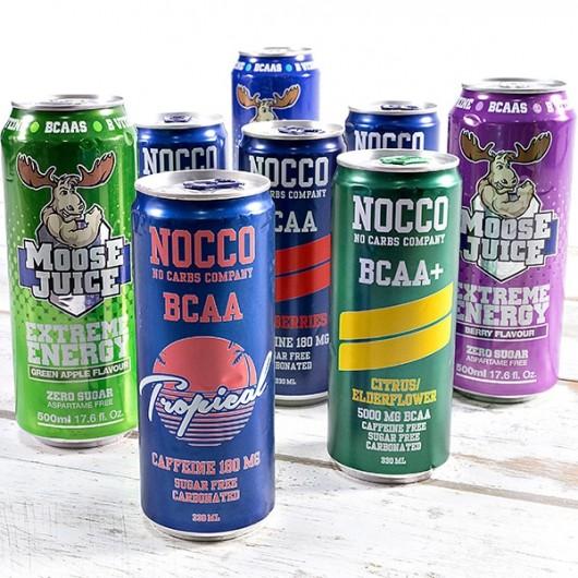 BCAA Drinks