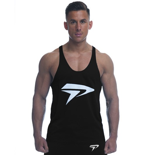 Physiq BreathLite Stringer - Black