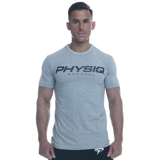 Physiq Supreme TShirt - Grey