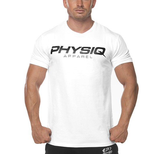 Physiq Supreme TShirt - White