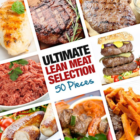 Ultimate Lean Meat Selection