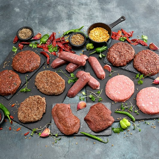 Exotic Meat Selection ****