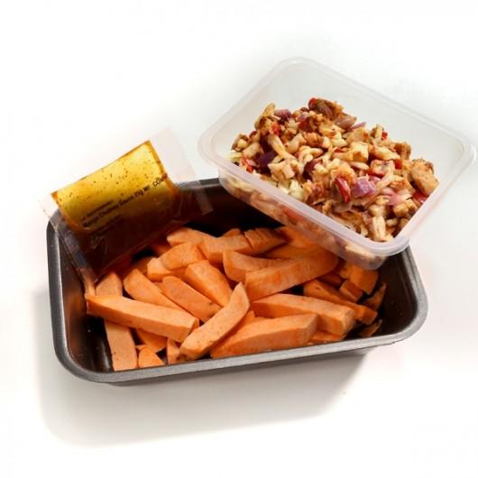 Loaded Fries- Tandoori Chicken