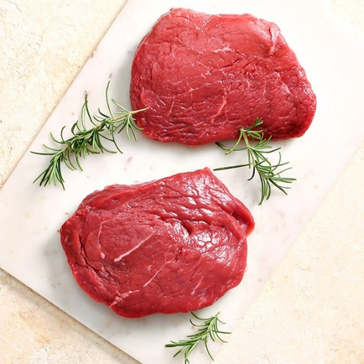 2 x 170g Matured Pure Rump Steaks™