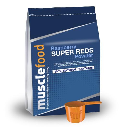 Super Reds Powder