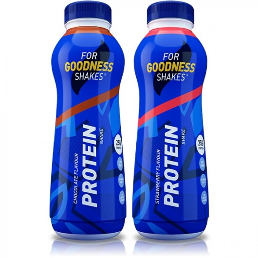 For Goodness Shakes High Protein Drink 475ml