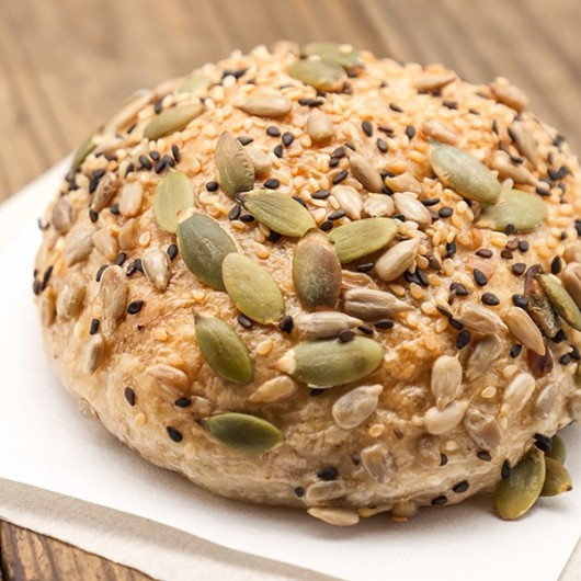 High Protein Bread Roll