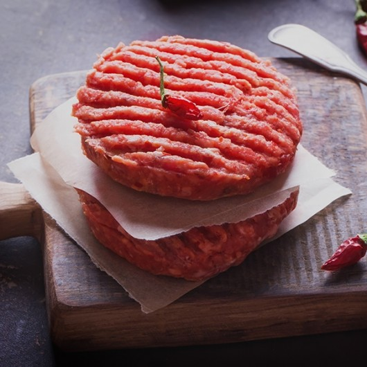 2 x 150g Hache Steaks