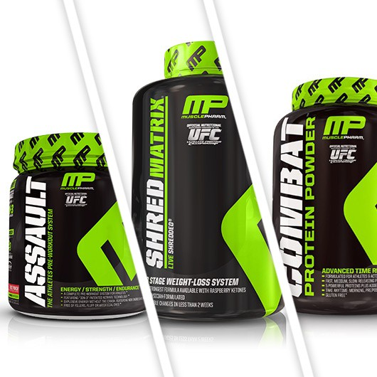 Muscle Pharm Essential Selection