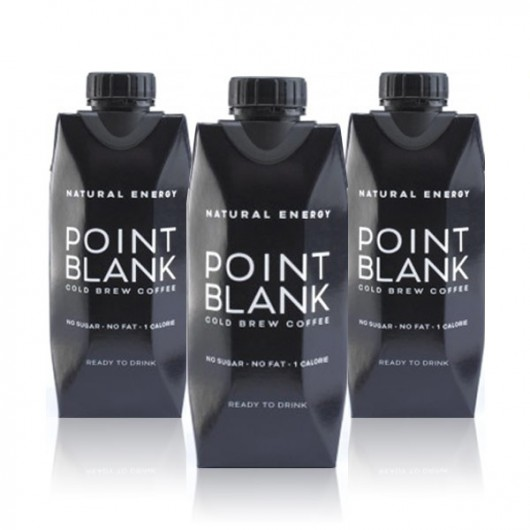 Point Blank Cold Brew Coffe Drink - Pack of 3