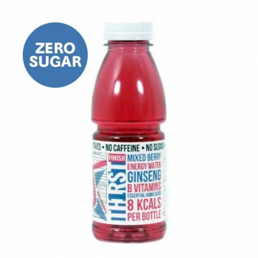 8 Kcal Mixed Berry Energy Water by Th1rst ****