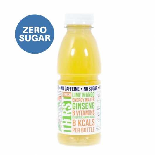 8 Kcal Mango & Lime Energy Water by Th1rst ****