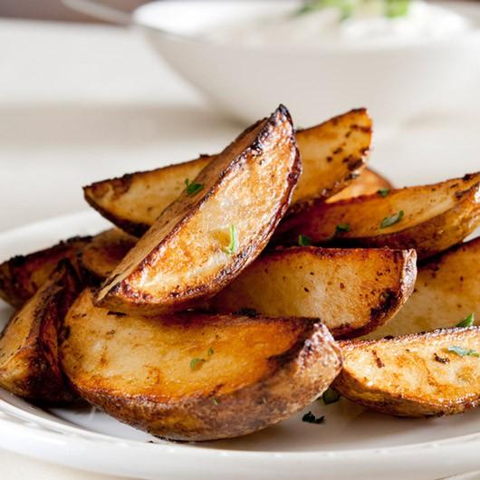 Sweet Potato Wedges - 500g