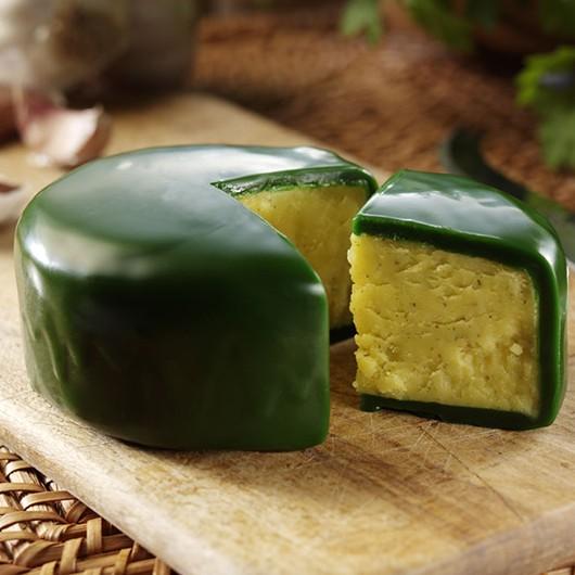 Green Thunder® Garlic & Herb Cheddar