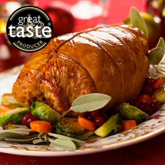 Luxury Christmas Turkey Breast Hamper