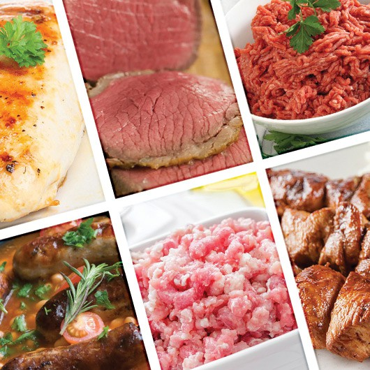 Ultimate Slow Cooker Meat Hamper