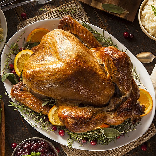 FYF Luxury Easter Turkey Hamper