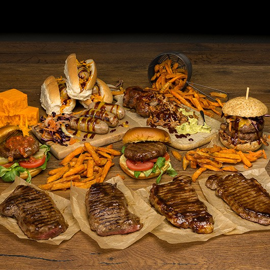 Men's Health Mouth-Watering Barbecue Hamper