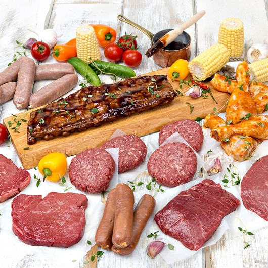 Birthday Barbecue Hamper - The Ultimate Feast
