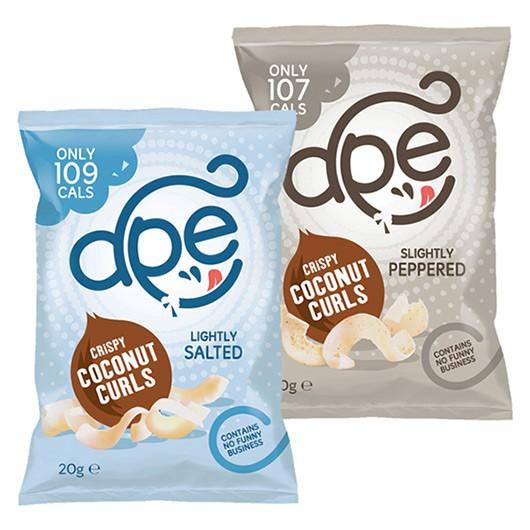 Ape Coconut Curls Variety Pack ****