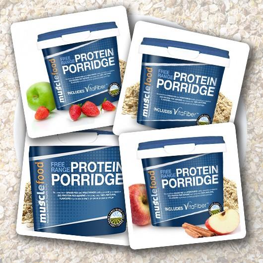 Protein Porridge Variety Pack ****