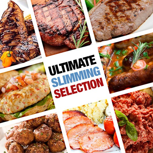 112 Piece Ultimate Slimming Lean Hamper for 8 Weeks