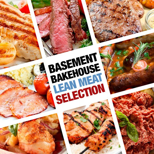 Basement Bakehouse Lean Meat Hamper