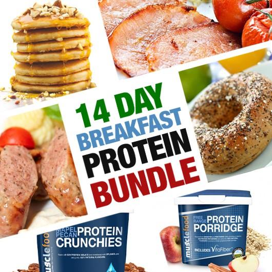 14 Day Breakfast Bundle ****
