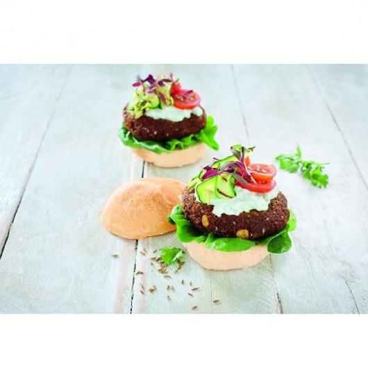 x Fry's Quinoa & Sesame Seed Falafel Burger