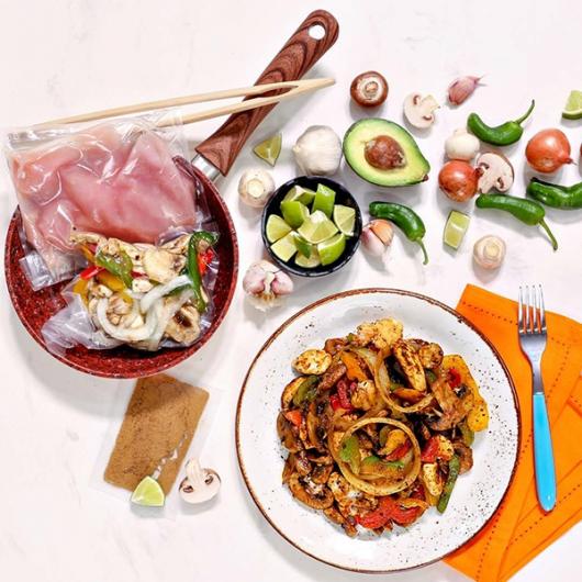Easy Cook™ Chicken Fajita Stir-Fry 206 Kcals