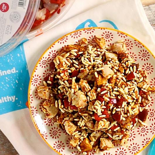 Chicken Balti Rice Pot - 37g Protein & 314 kcal