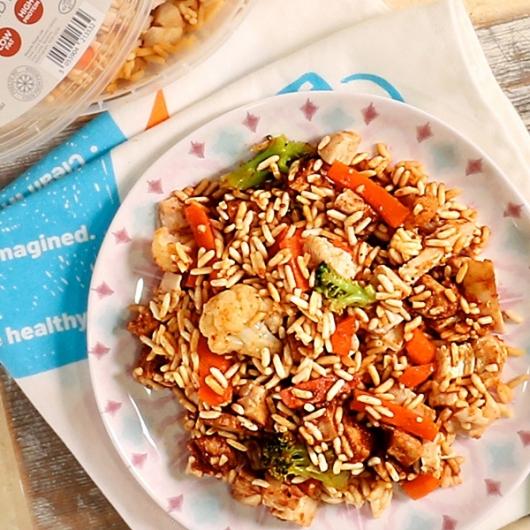 Bbq Chicken Rice Pot 37g Protein