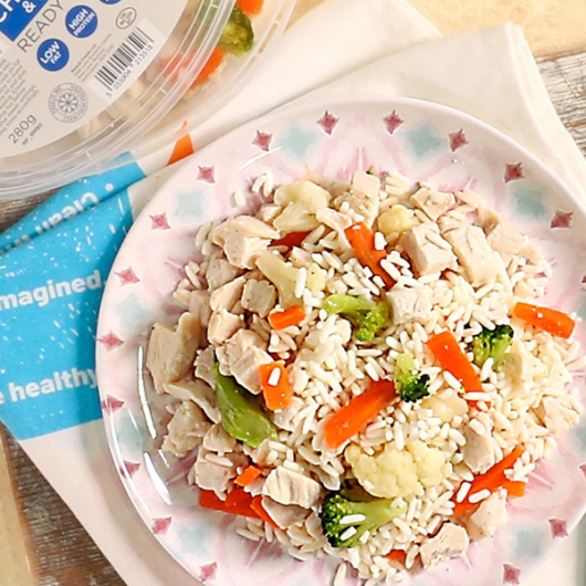 Chicken & Rice Pot - 26g Protein & 319 kcal