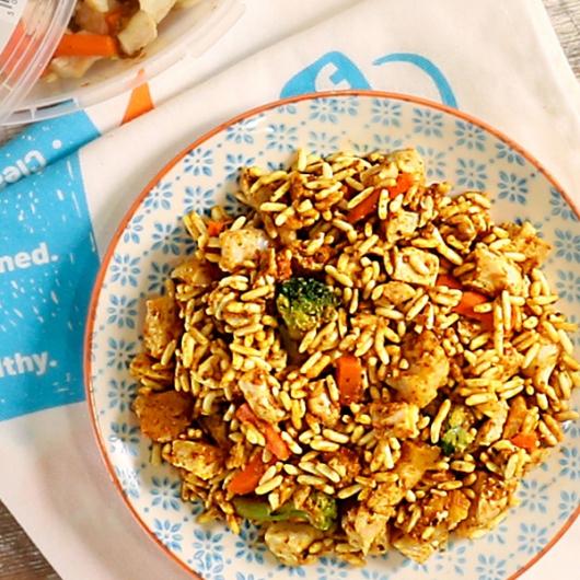 Tikka Chicken & Rice Pot - 39g Protein & 334 kcal