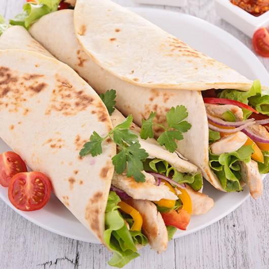 Large Low Carb Tortillas - 6 x 65g ****