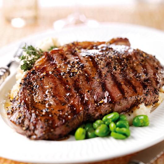 2 x 226g Matured Free Range Rump Steaks