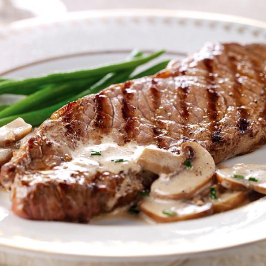2 x 226g Free Range Matured Sirloin Steaks ****