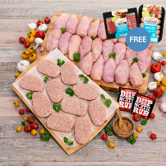The Ultimate Chicken & Turkey Selection