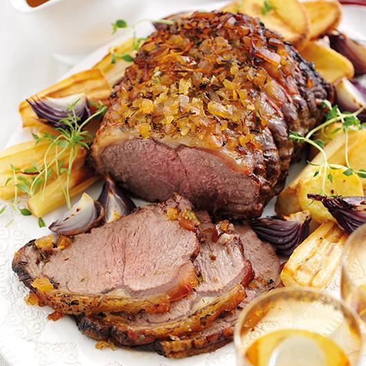 88 Piece Sirloin New Year Dinner