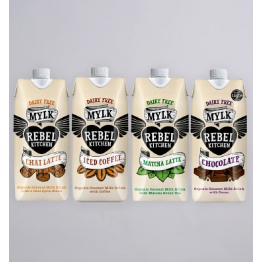 Rebel Kitchen Dairy Free Coconut Milk Drinks - All Flavours