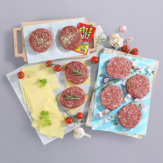 The Ultimate Summer Burger Bundle