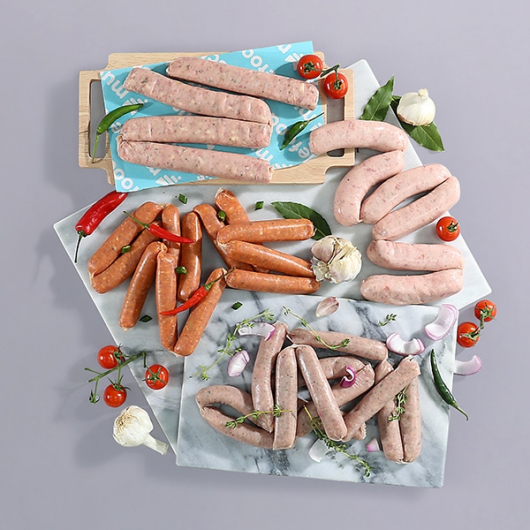 Taste of Summer - Ultimate Summer Sausage Bundle
