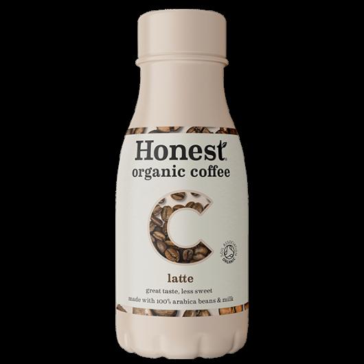 Honest Organic Coffee Latte 12 x 240ml