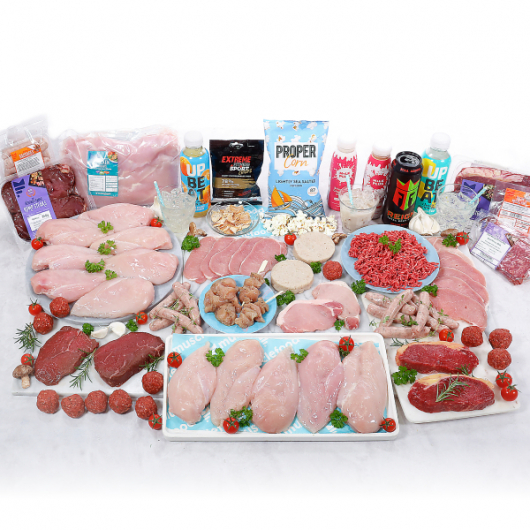 A Stunning Black Friday Lean Meat Selection