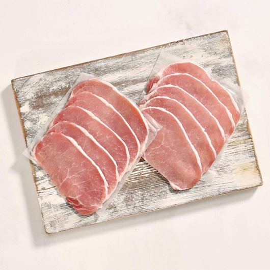 Low Fat Back Bacon Medallions - 350g