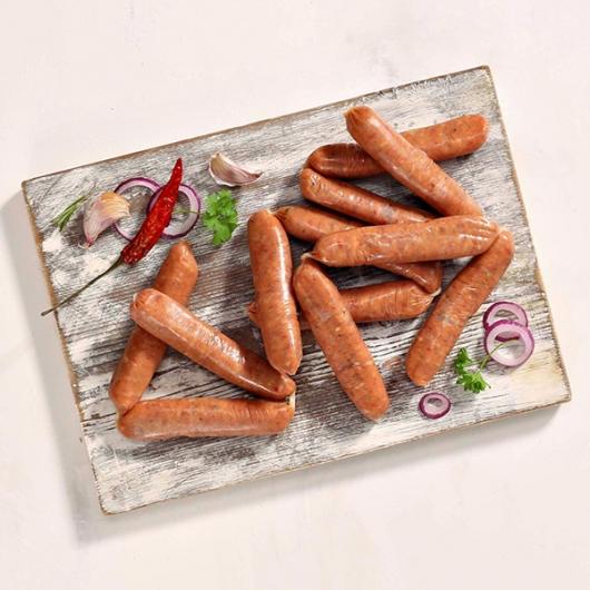 12 x 38g Extra Lean Chilli & Garlic Sausages