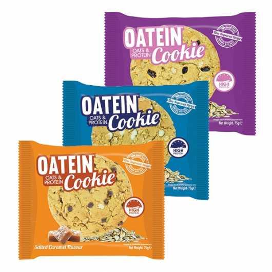 Oatein 16g Protein Cookies