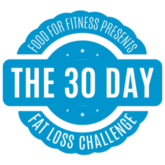 FOOD For Fitness 30 Day Challenge – Weeks 3,4,&5