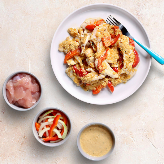 Easy Cook™ Red Thai Chicken Curry Kit