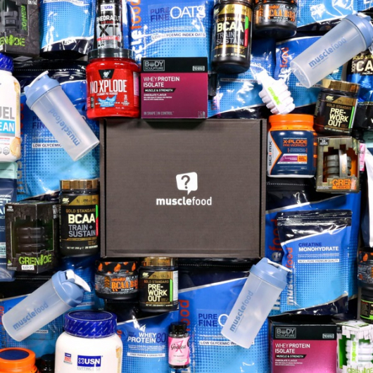 The Ultimate Mystery Supplement Selection Box